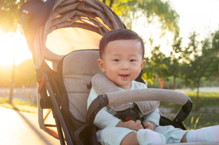Clean and Disinfect Your Baby Stroller in 5 Easy Steps