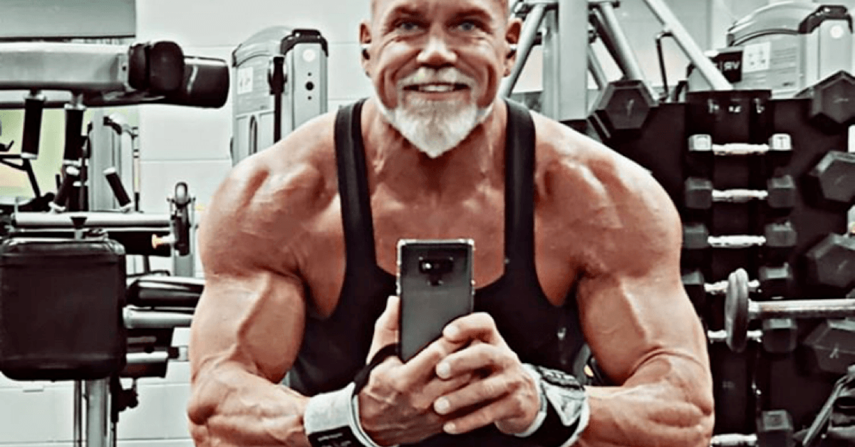 Undersun Role Model: Thom Zwawa, 55 and in the best shape of his life
