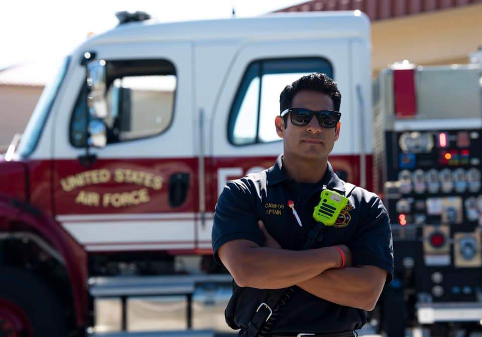 RAD DAD: HOW THIS FIREFIGHTER CAPTAIN AND AIR FORCE VETERAN GOT MORE LIFE