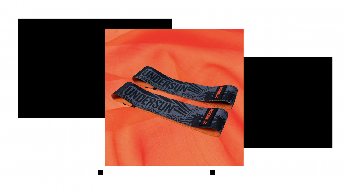Undersun Fitness Product Highlight: Hip/Mini Bands
