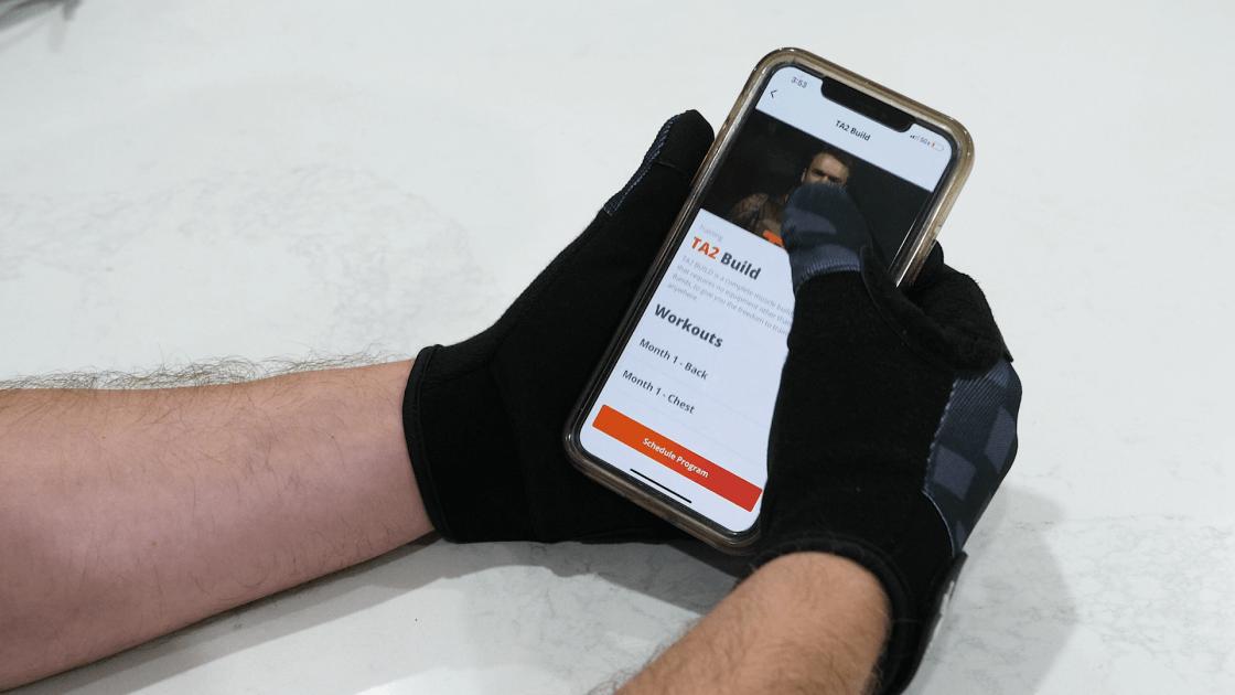 TA2 Mobile App Update
