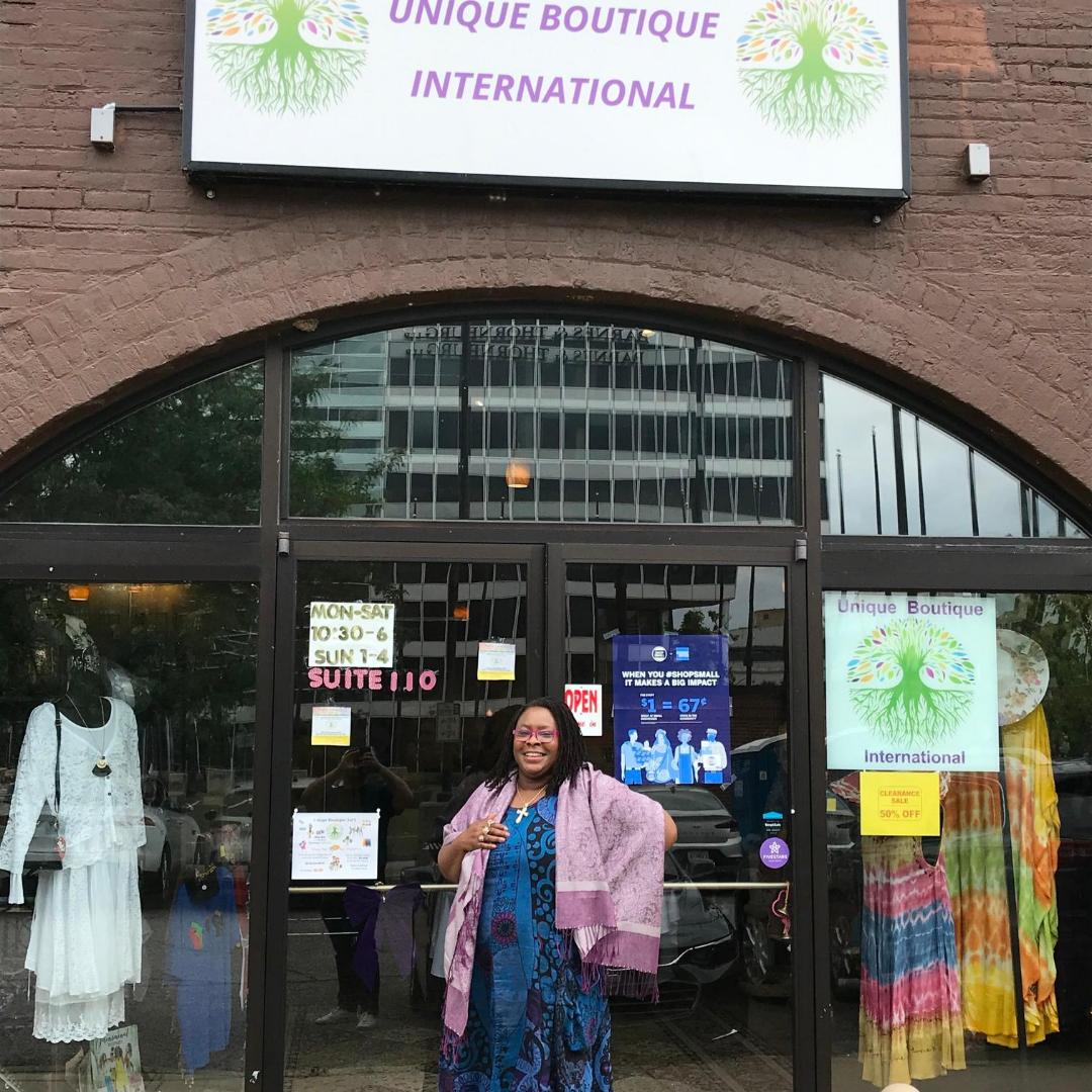 Unique Boutique: Fashion with a Purpose