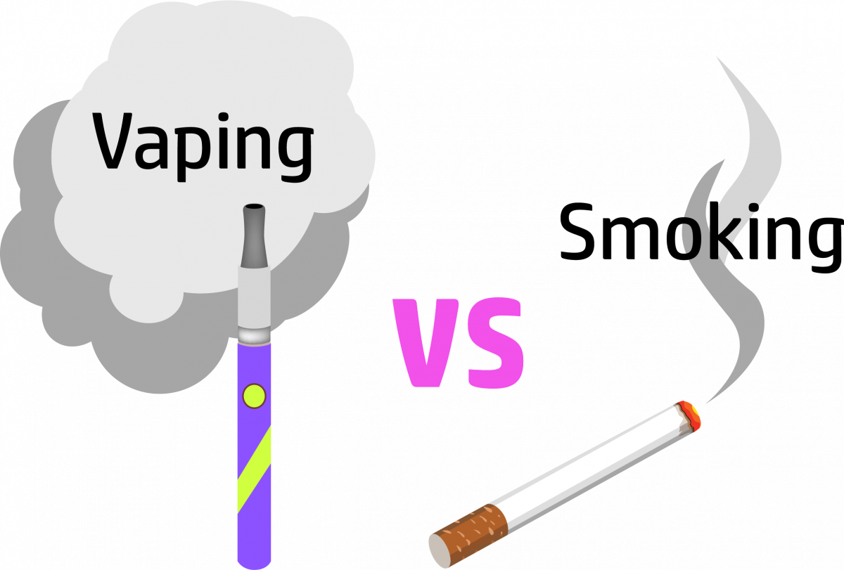 Smoking vs Vaping; The good, the bad and the truth!