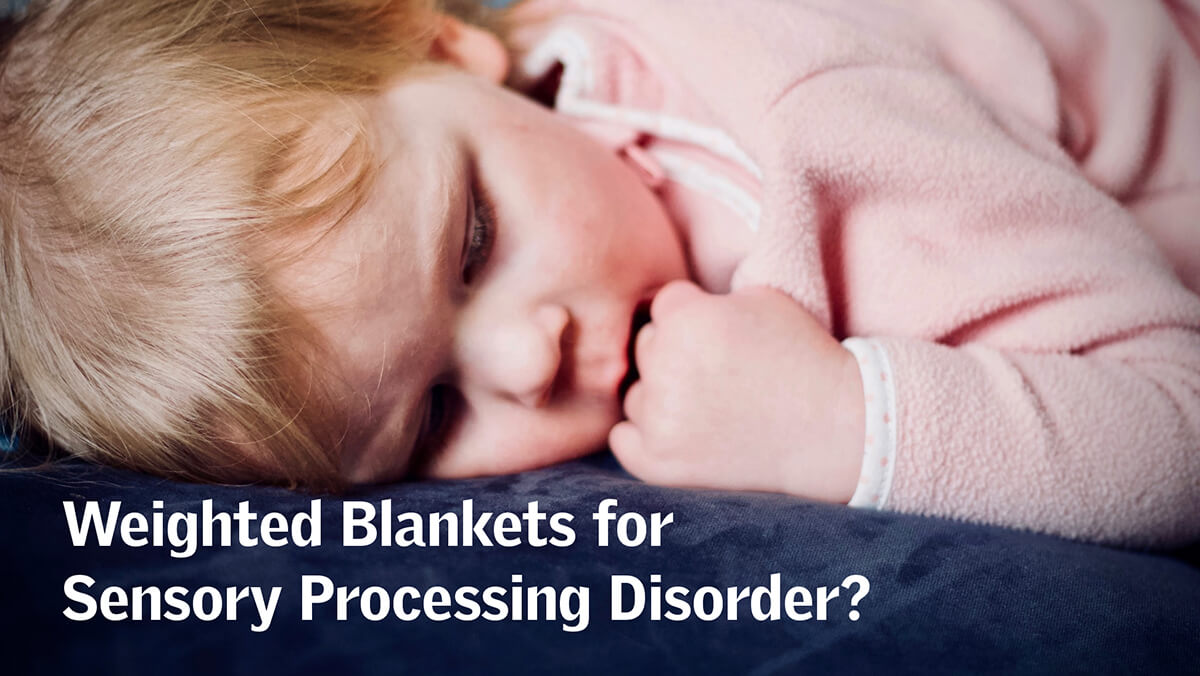 Weighted Blanket for Sensory Processing Disorder