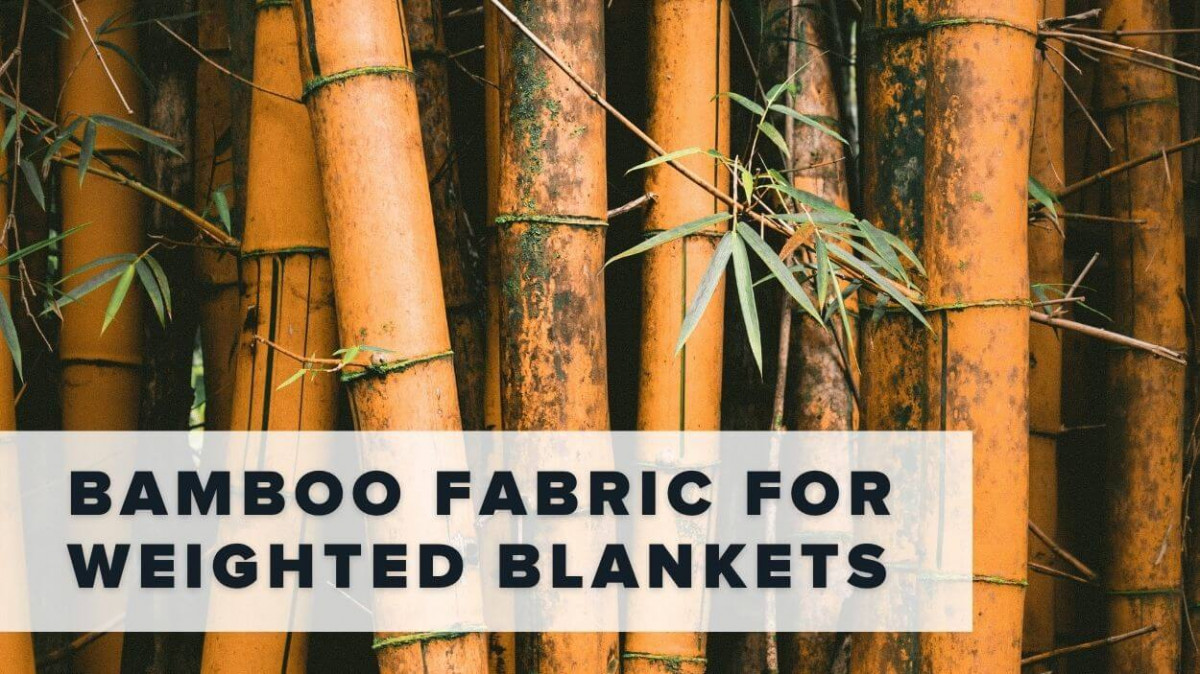 Bamboo Weighted Blanket – Nature's Cure For Insomnia