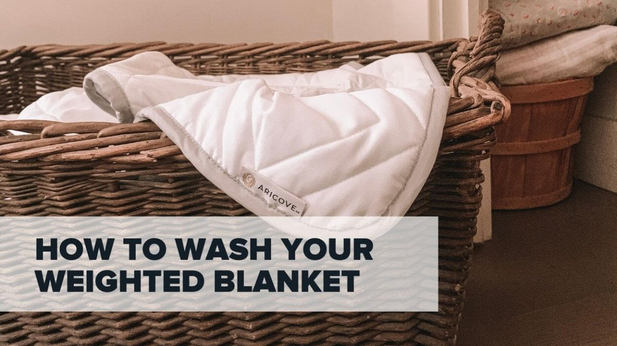 Best Practices on Washing a Weighted Blanket