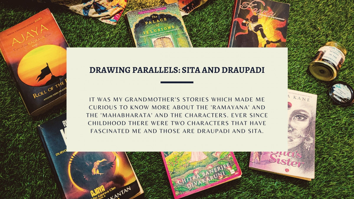 Drawing Parallels: Sita And Draupadi