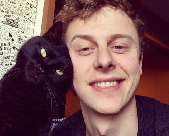 norman sergi chat noir