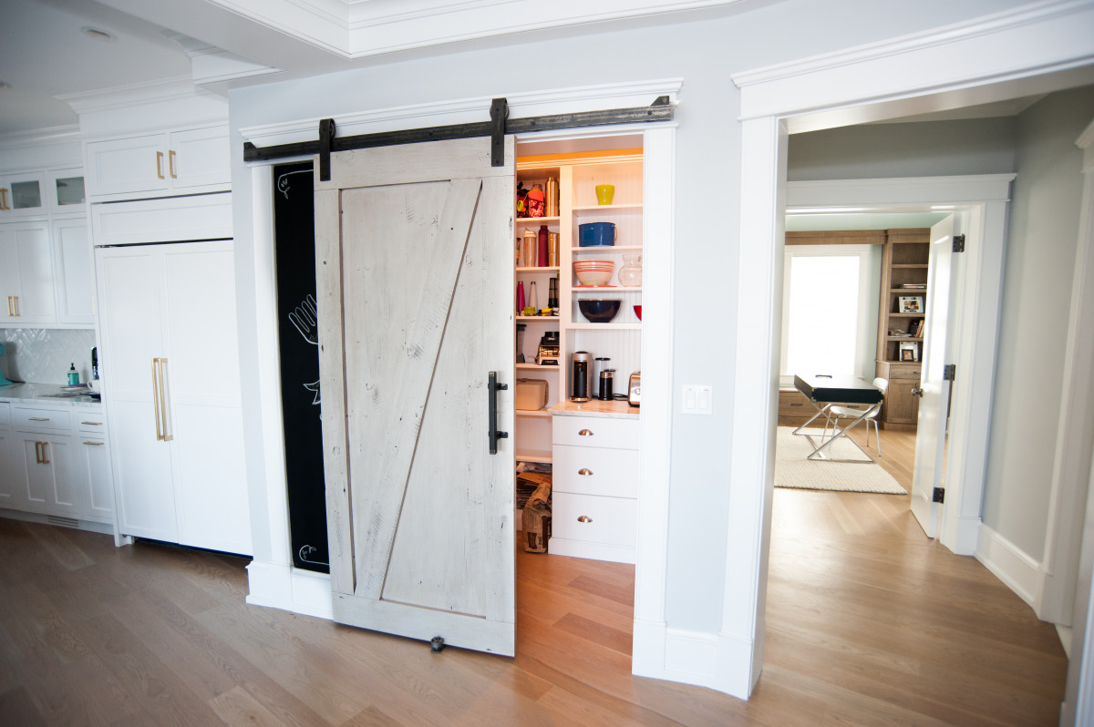 Sliding Barn Doors for Any Room In the House