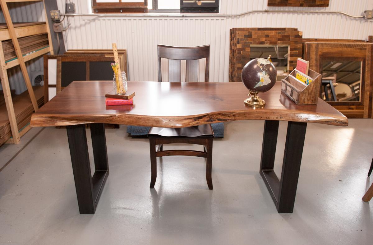 12 Beautiful Home Office Desk + Decor Ideas
