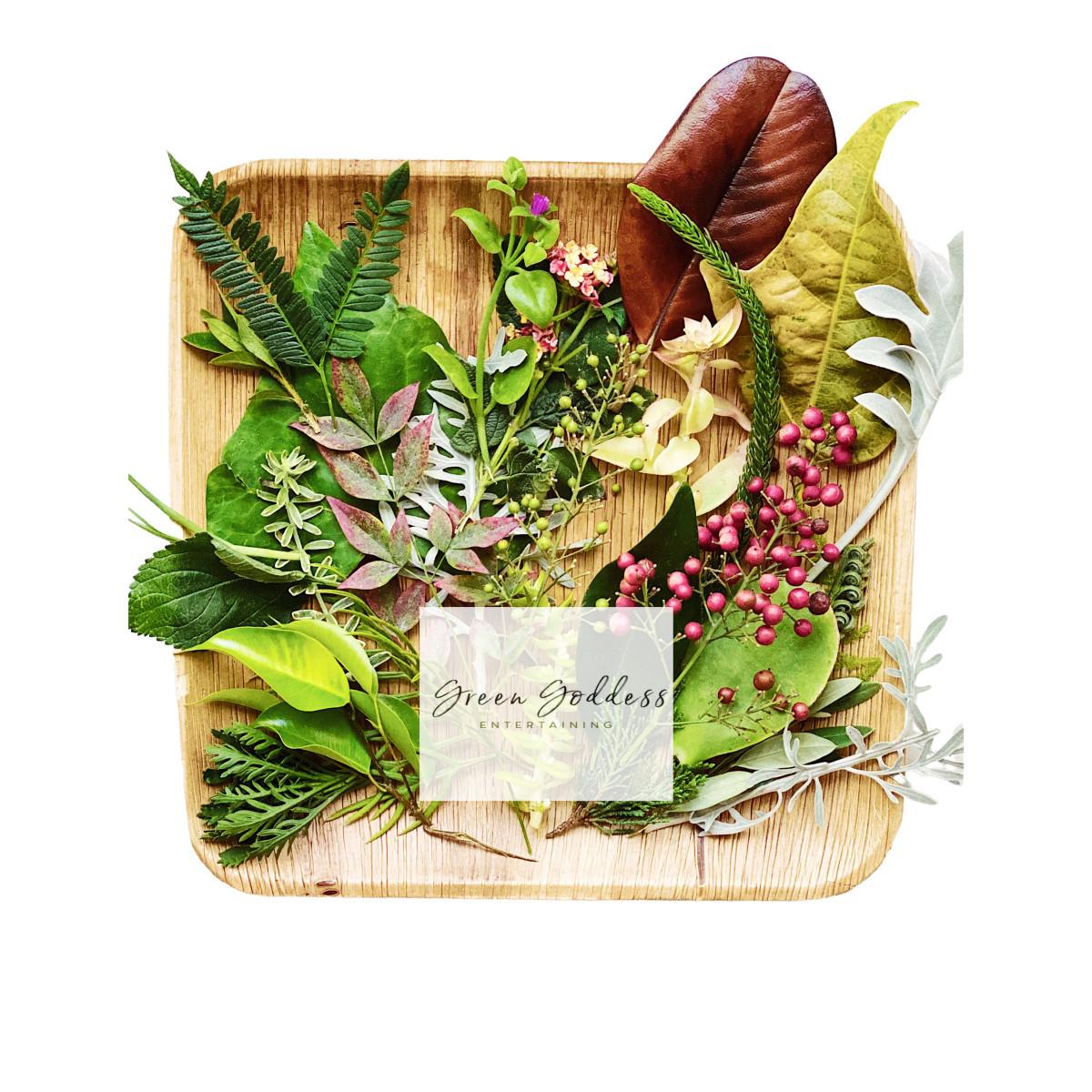 Eco-Friendly Products - Palm Leaf Plates