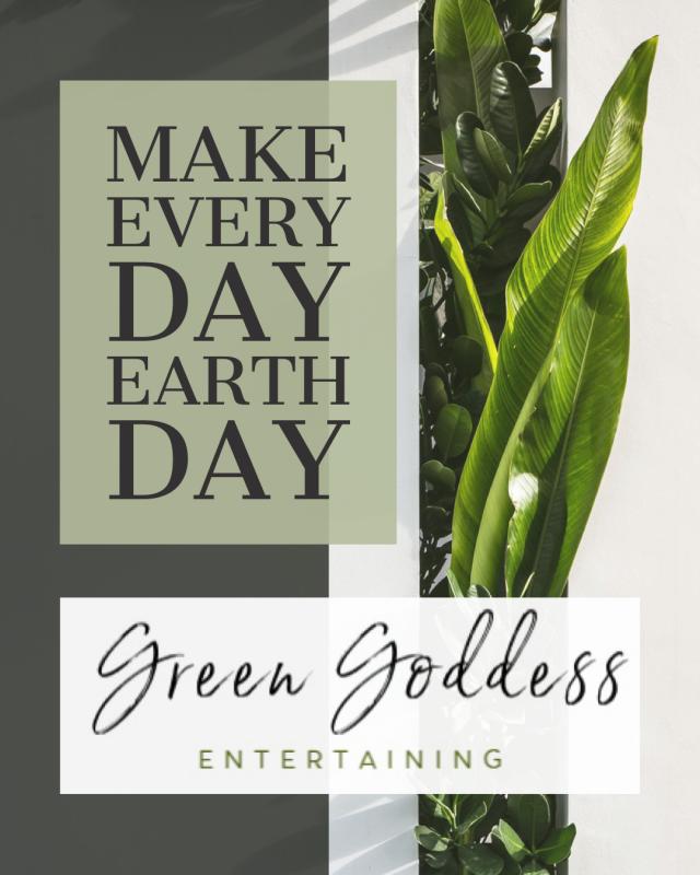 Member Benefits at Green Goddess Entertaining