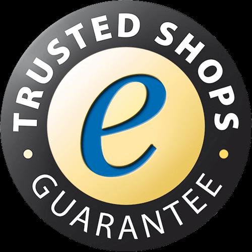 DuschkopfPRO ist ein zertifizierter Trusted Shops Händler