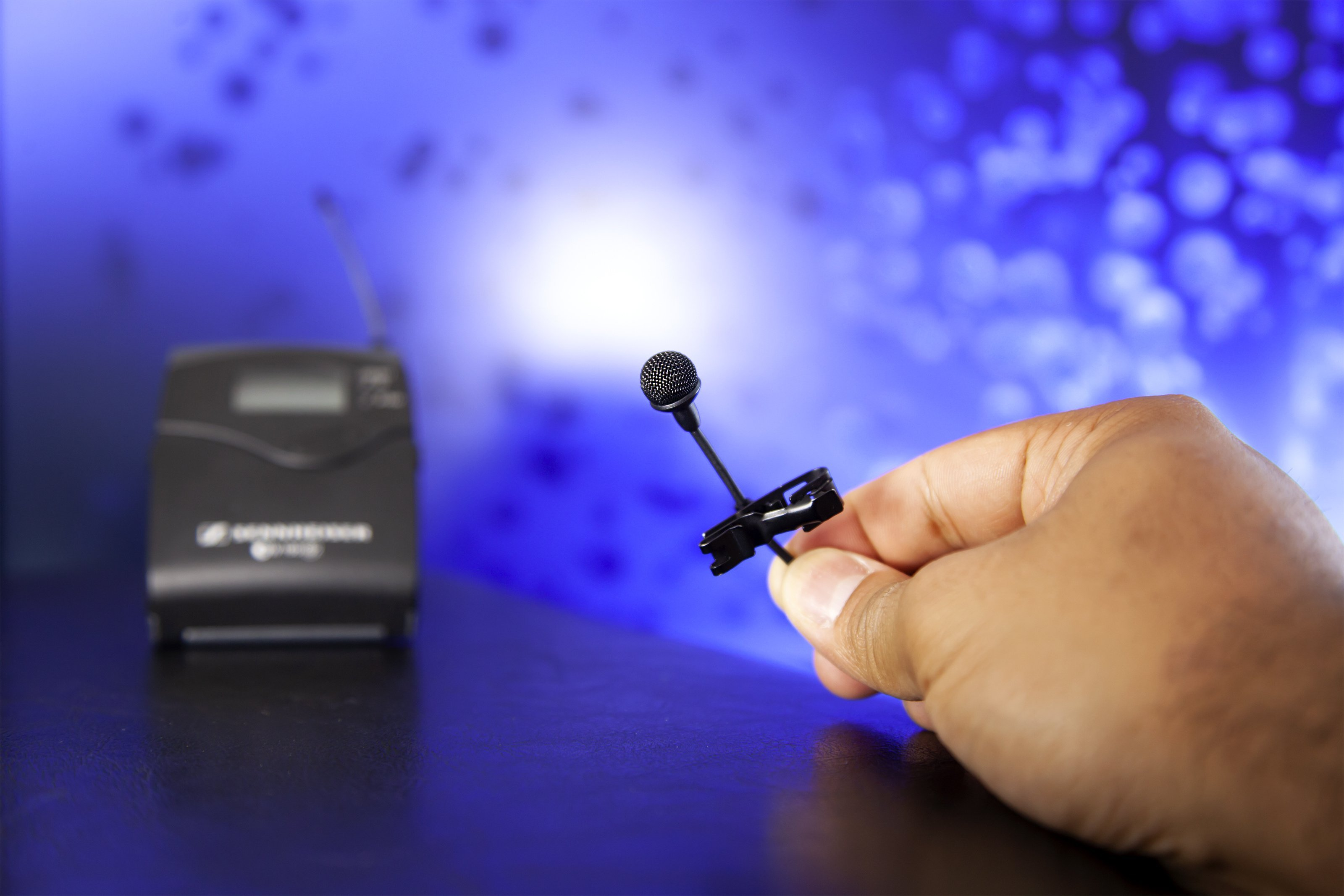 Now Offering: Lavalier Microphones for Livestreaming Fitness Classes