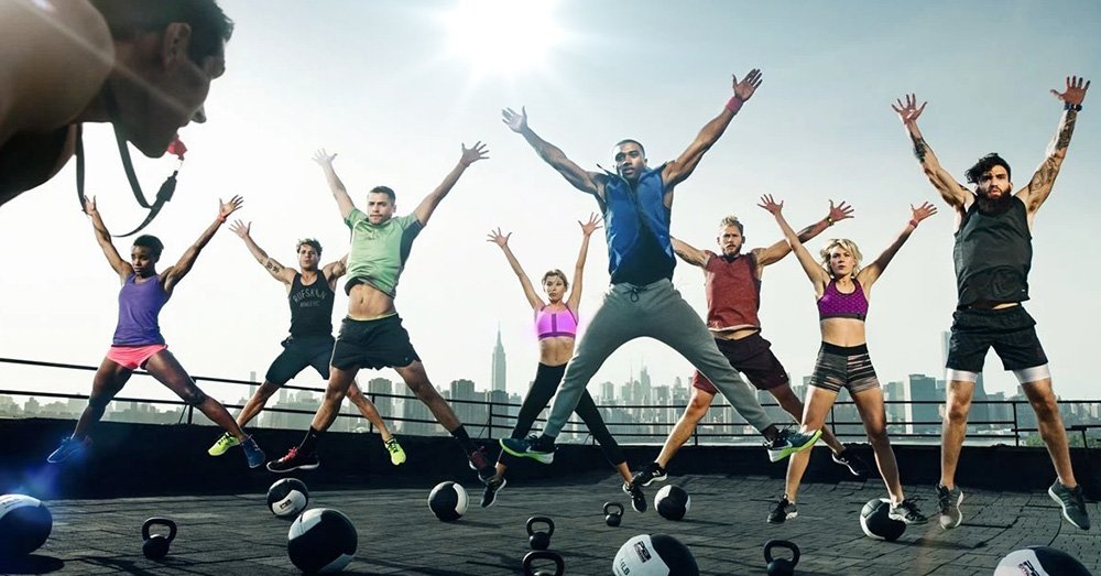 The Top 4 Trending Outdoor Group Fitness Classes and The Value of Portability