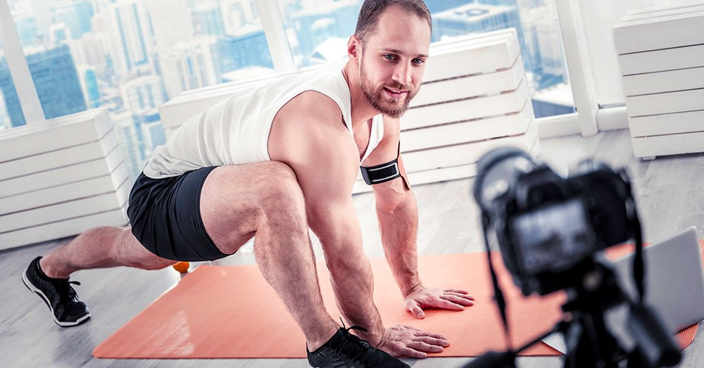 What the Top Online Fitness Coaches Have Virtually Mastered