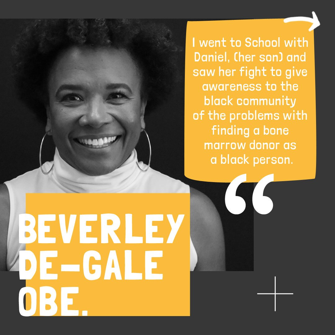 Beverley De-Gale OBE
