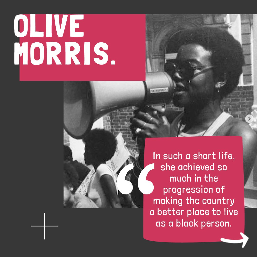 Olive Morris