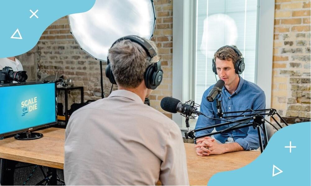 Marketing plan, podcasting