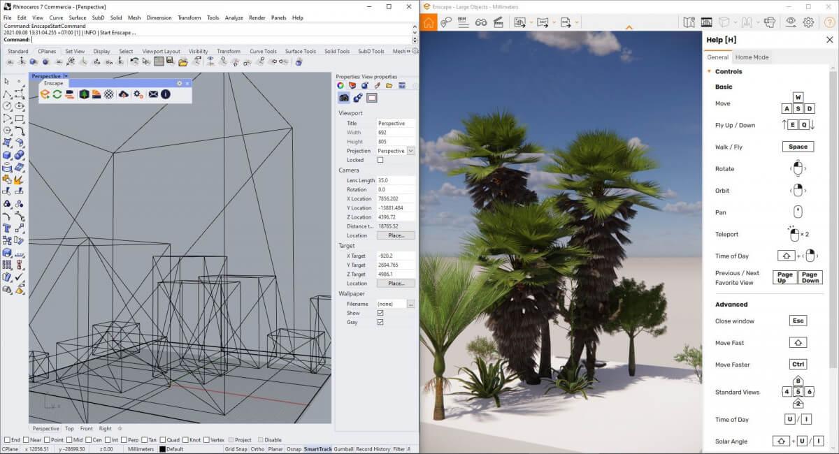 Introducing Globe Plants 3D Enscape Plant Assets