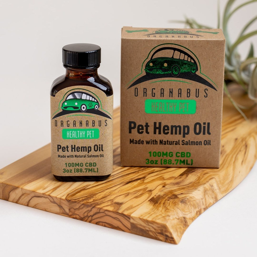 Organabus Review: Pet CBD Hemp Oil