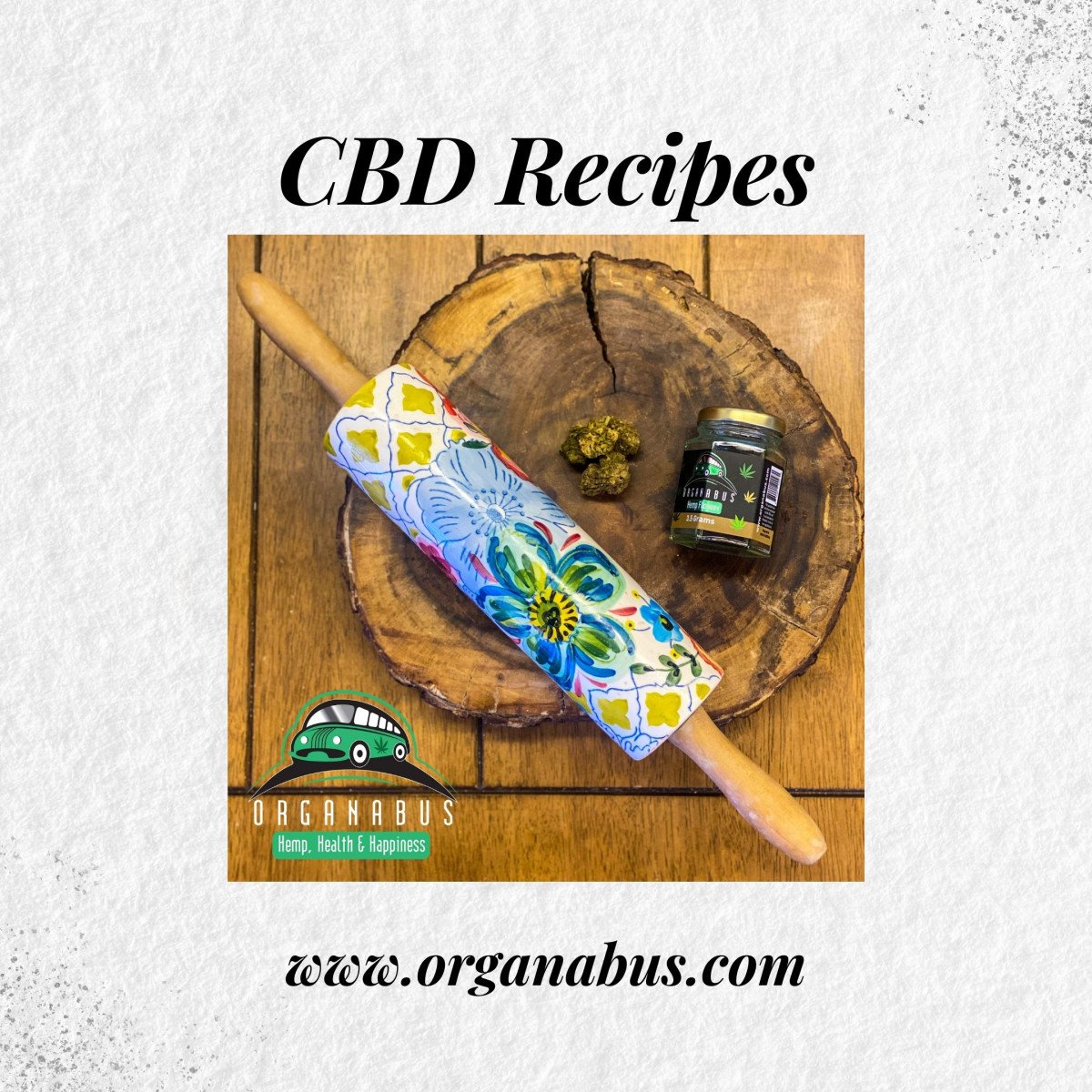 CBD Recipes from Boston Magazine!