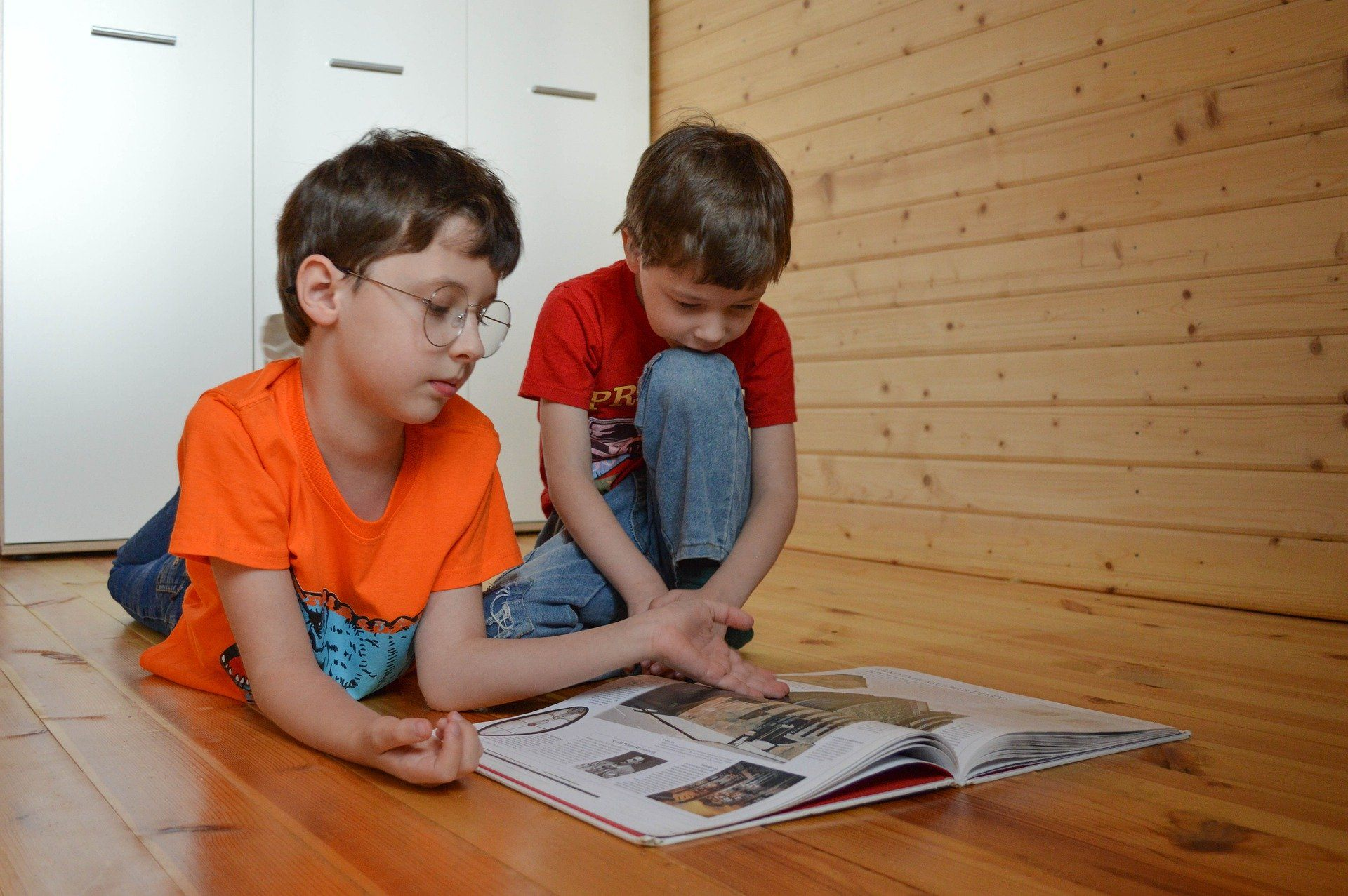 5 Activities to do With Your Kids at Home