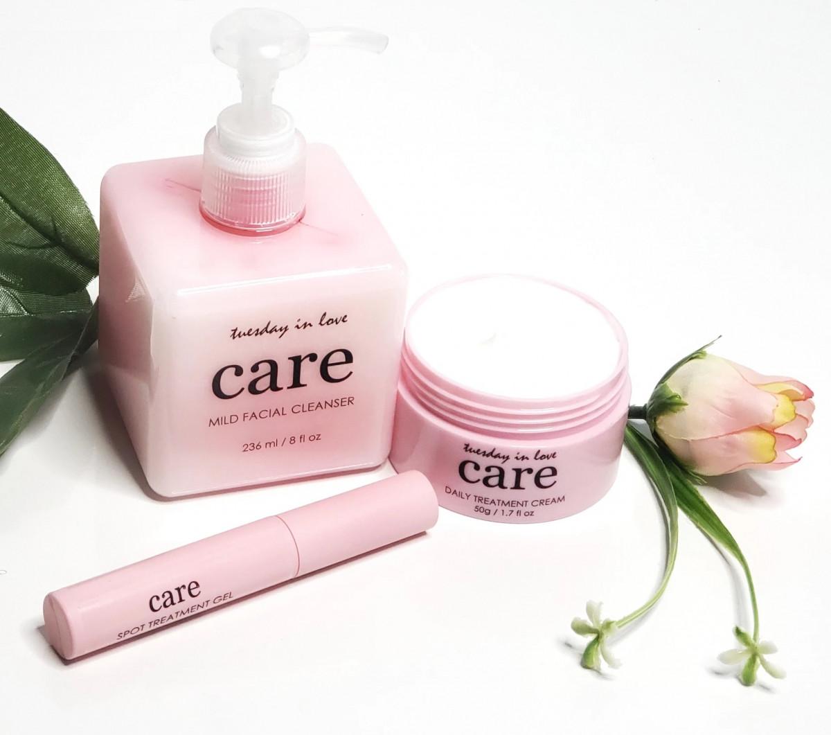 care acne treatment benzoyl peroxide