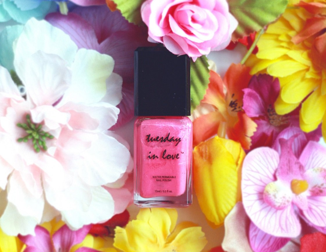 Is Breathable Nail Polish Halal?
