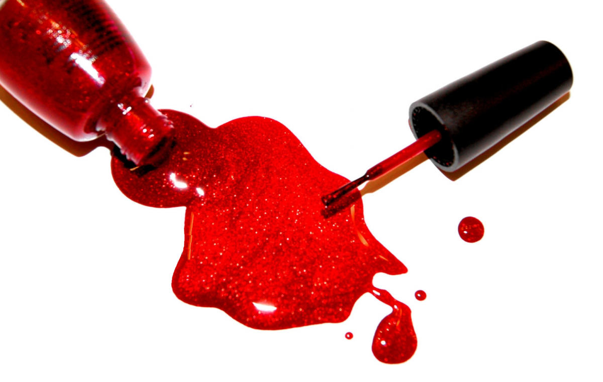 How to Remove Nail Polish Stains - Save your Clothes