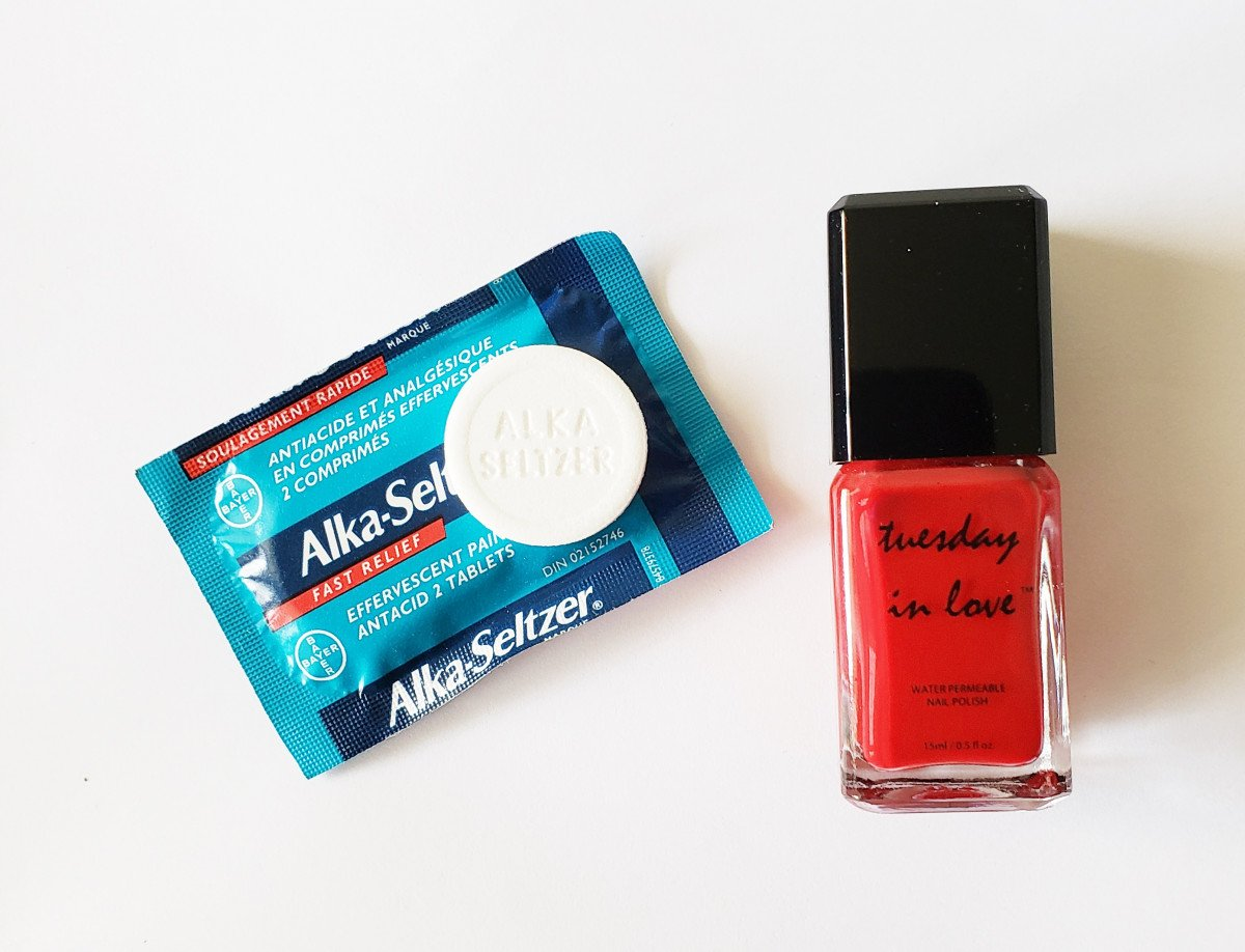 The New Water Permeability Test For Halal Nail Polish Tuesday In Love