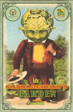 TGG Games - Mr. Cabbagehead's Garden Announcement