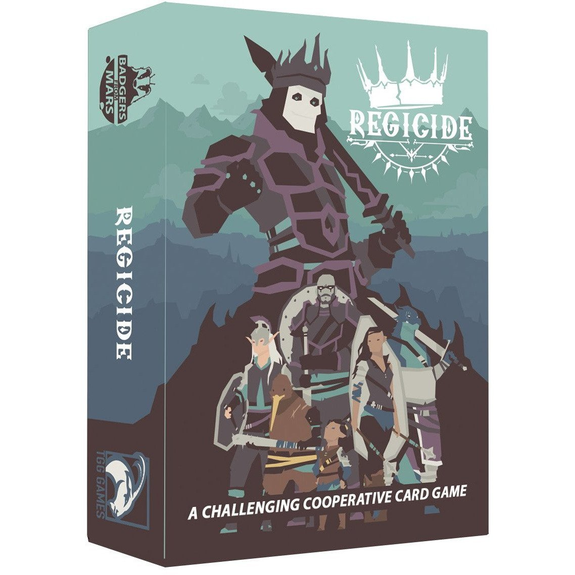 Regicide - TGG Games is Officially Released!