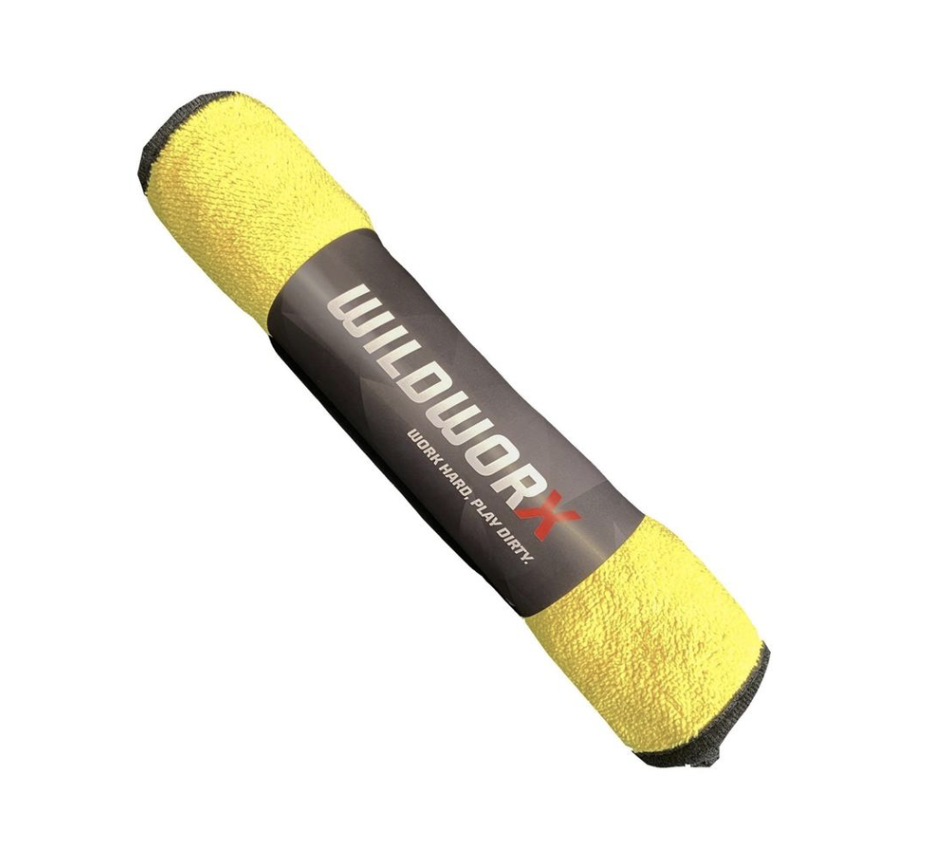 Microfibre Cleaning Cloth for your van