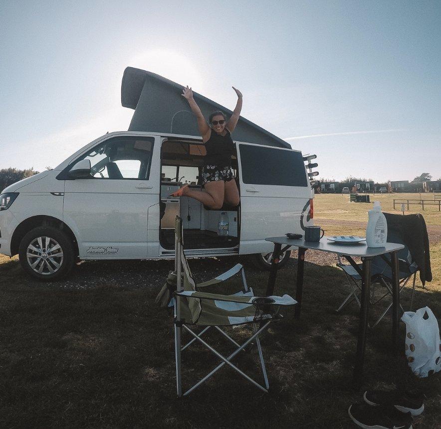 12v Campervan Fridge for your campervan or van