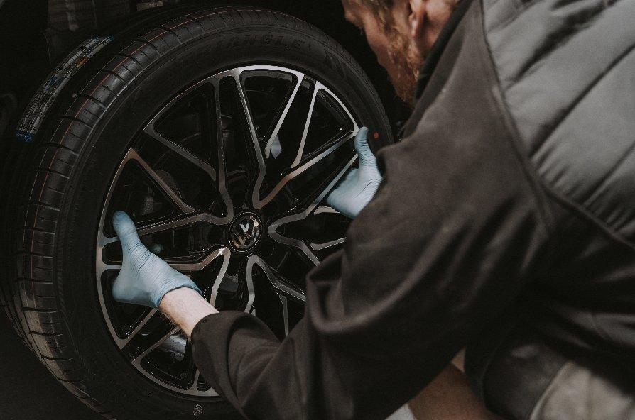 20 Inch VW T5 Alloy Wheels