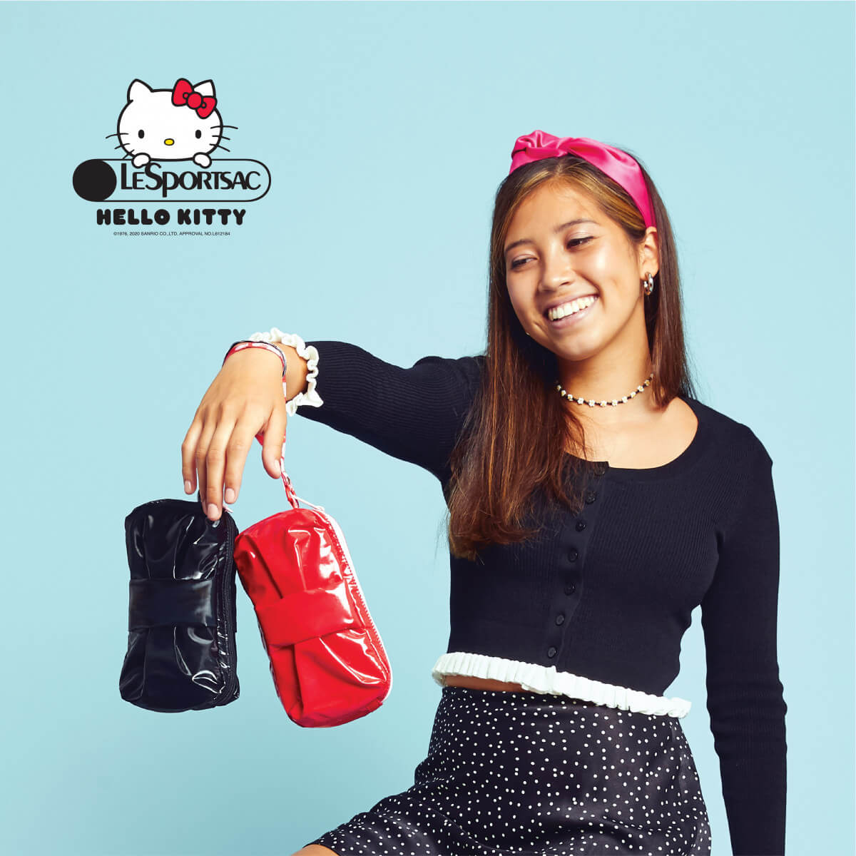 Gifts are Better with Friends: LeSportsac x Hello Kitty Gift Guide