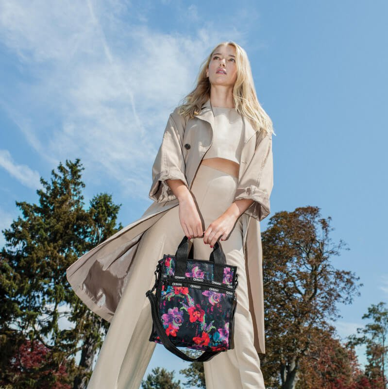The LeSportsac ReCycled Collection ~ Sustainable AND Stylish!