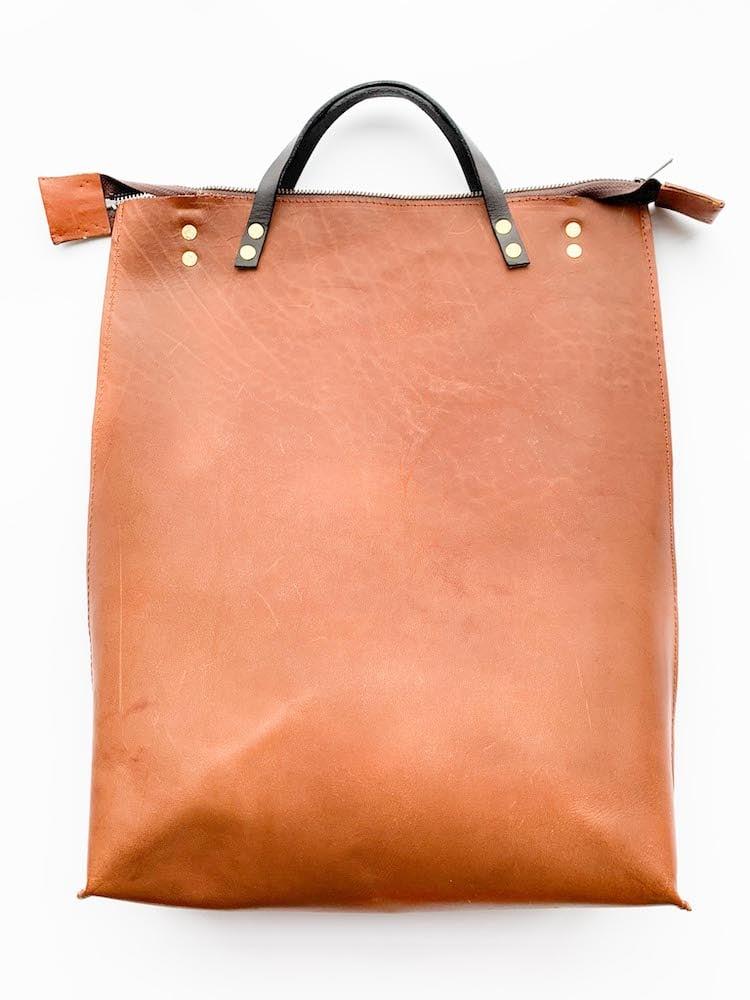 anatomy of a handbag - Jennifer convertible backpack