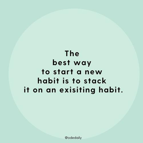 How to Create a Habit that Sticks