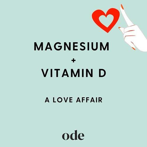 Why Magnesium + Vitamin D Should Be Taken Together
