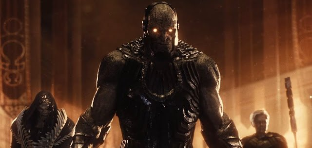 Image of Darkseid from the Snyder Cut - Animated Apparel Company