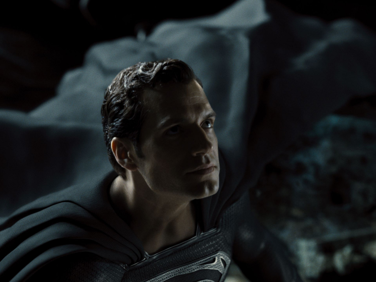 Image of Superman from the Snyder Cut - Animated Apparel Company
