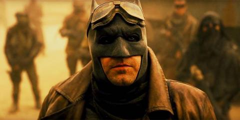 Image of Batman from the Snyder Cut - Animated Apparel Company
