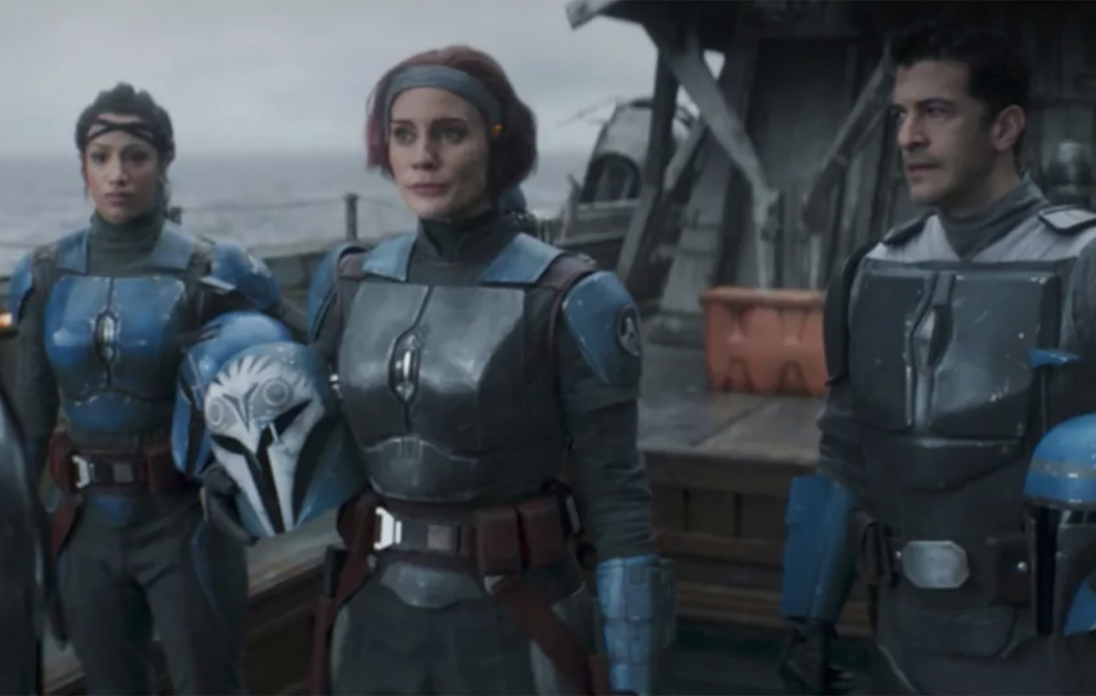 Who are the Blue Mandalorian, Bo-Katan and Clan Kryze?
