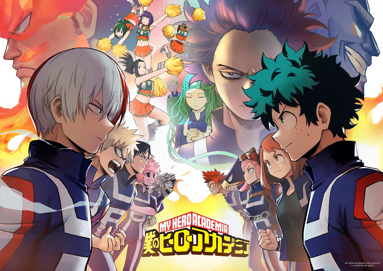 The New Generation's Big 3 Shonen Anime
