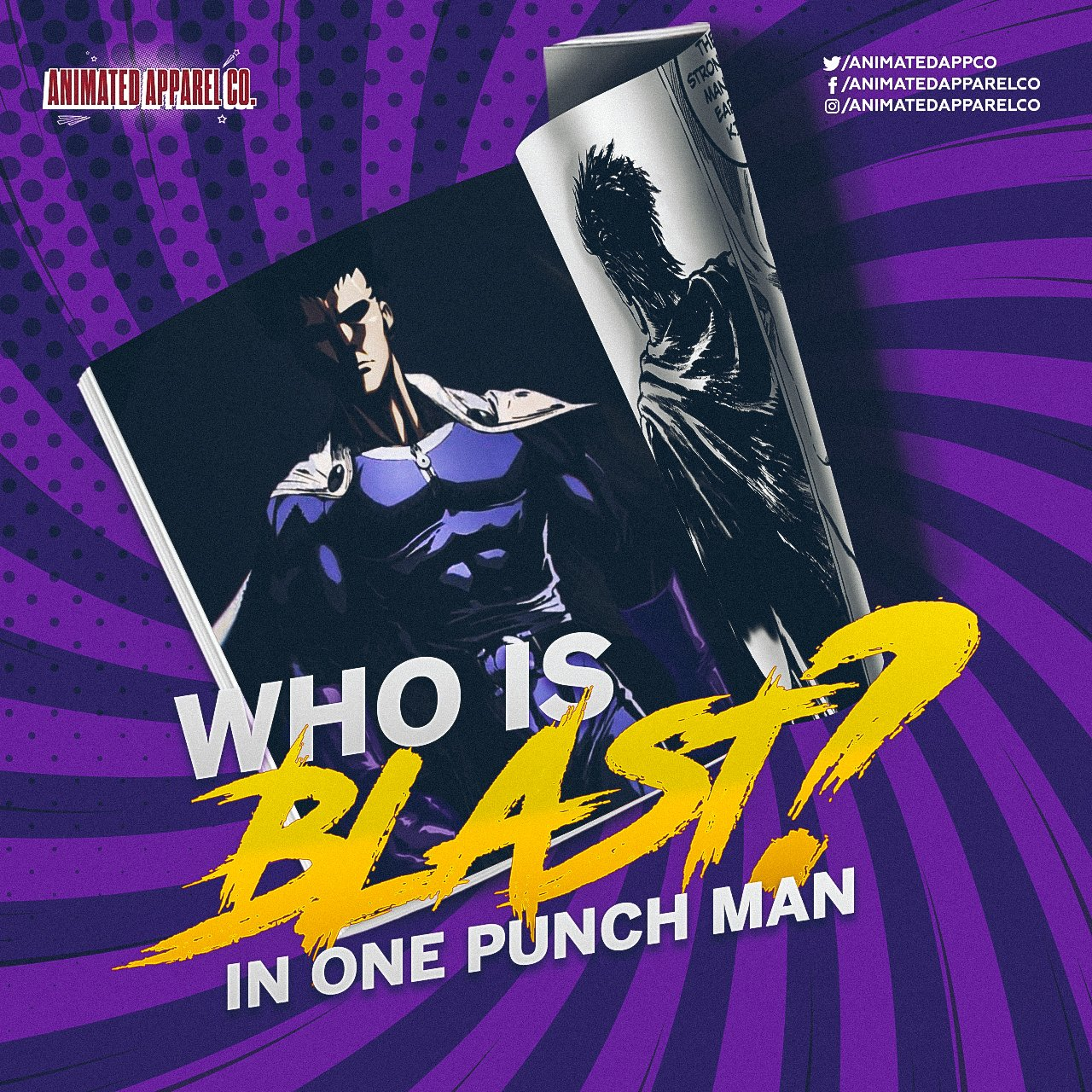 One Punch Man Theory: Who is Blast?