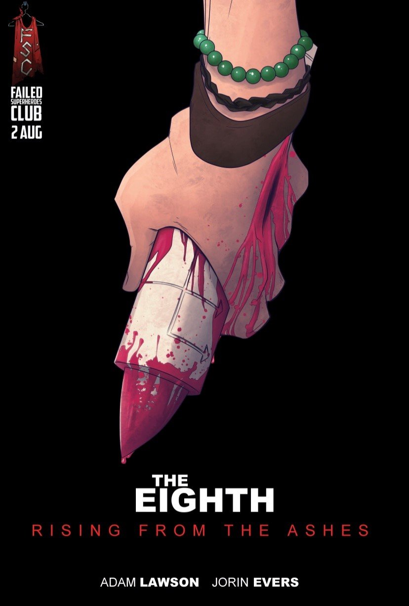 The EIGHTH issue #2 Review I More action, character development, and enjoyment!