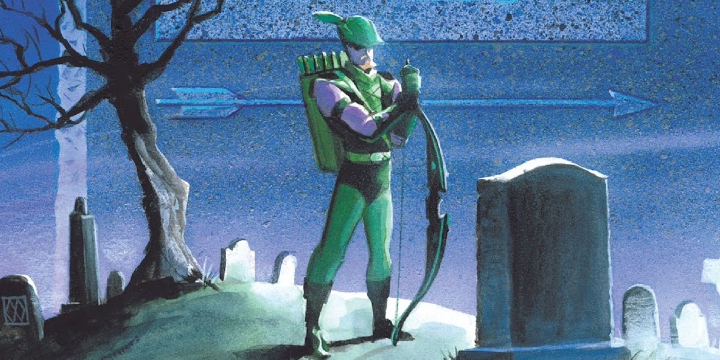 Green Arrow: The Archer Quest I One of the most underrated stories regarding the Emerald Archer