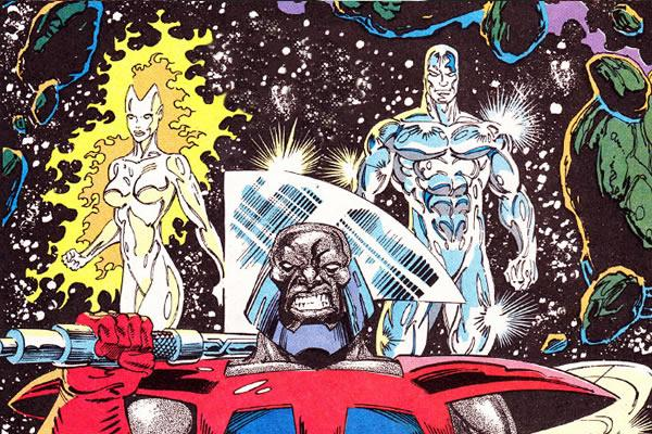 Silver Surfer - The Herald Ordeal a review by Kevin Tanza